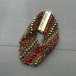 Cute Lucky brand bracelet